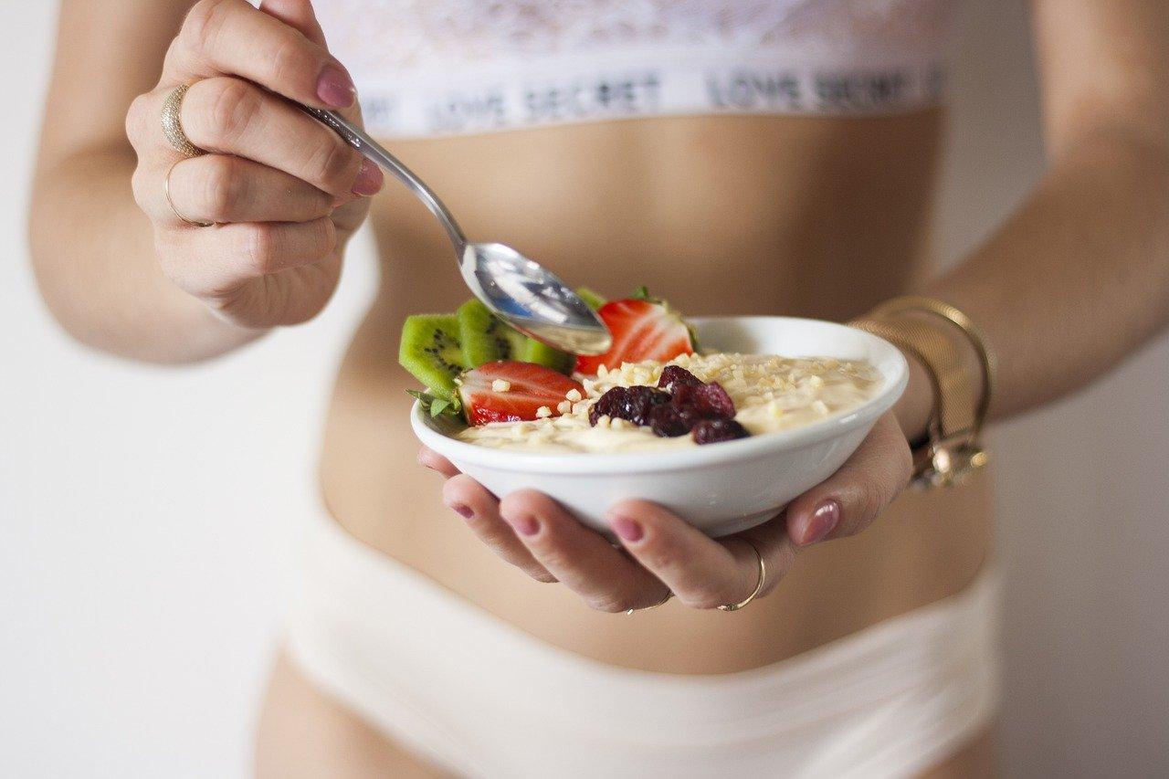 Kalorie potravin