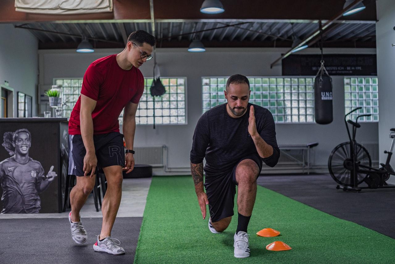 Domácí trénink nohou
