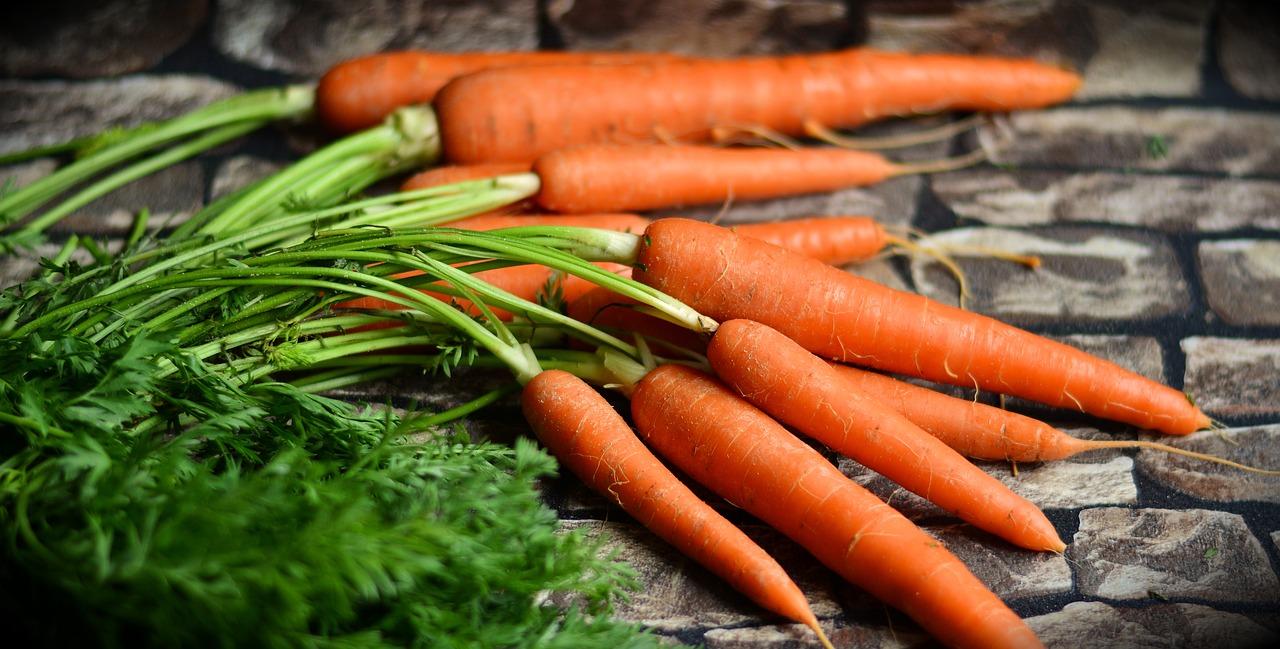 Vitamín A - zdroje v potravinách a projevy nedostatku