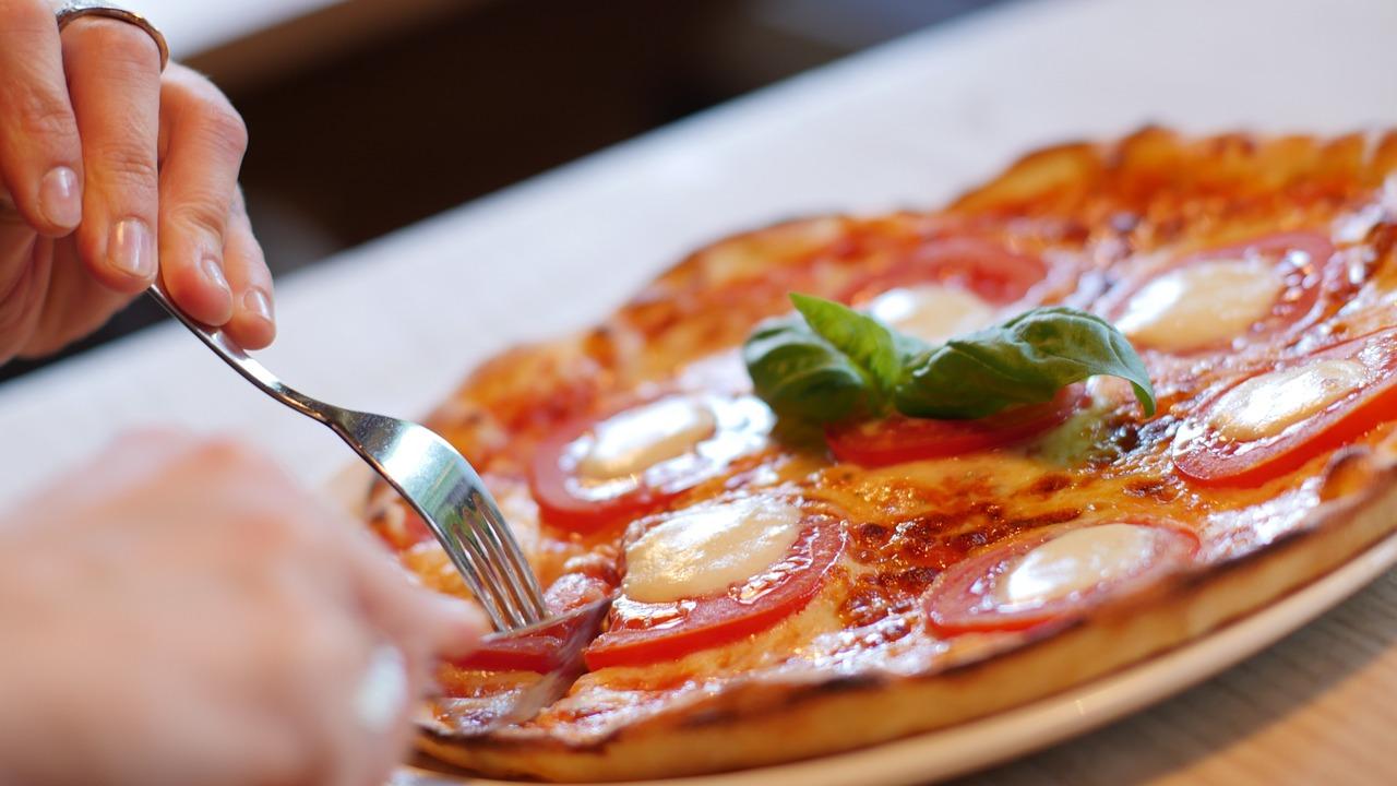 Recept na zdravou fitness pizzu